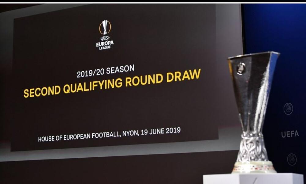 Τα ζευγάρια του β' προκριματικού γύρου του Europa League