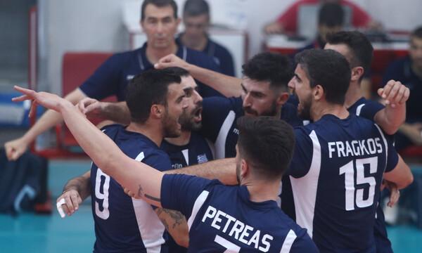 Silver European League: Οι ώρες των τελικών για Ελλάδα-Ρουμανία