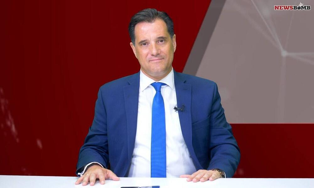 Άδωνις Γεωργιάδης στο Newsbomb.gr: Oι εκλογές της 7ης Ιουλίου δεν θα είναι περίπατος