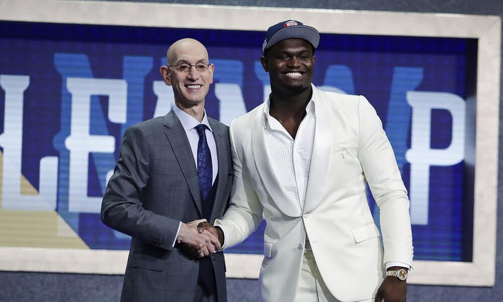 NBA: Στο Νο.1 του draft ο Γουίλιαμσον
