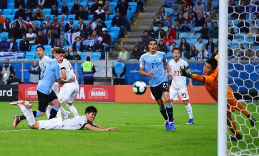 Copa America: Έχασε την ευκαιρία η Ουρουγουάη (video)