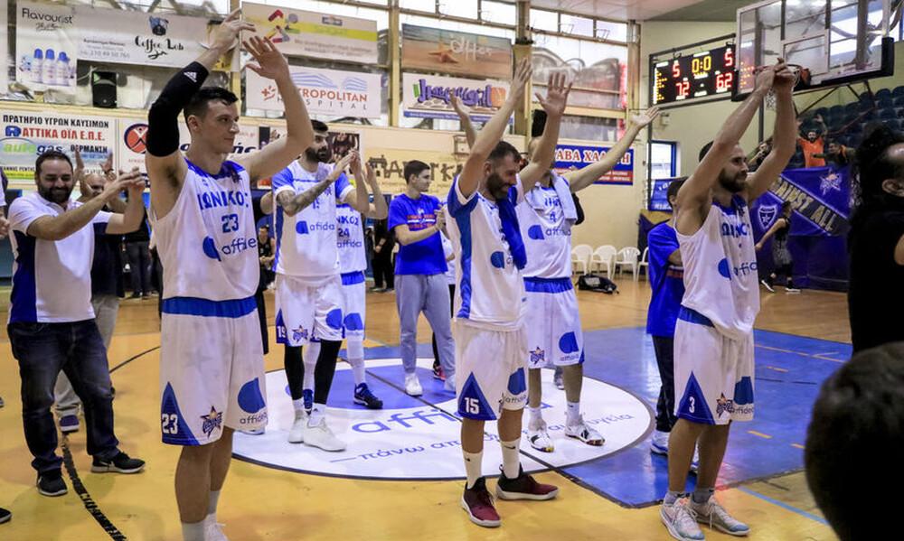 Η πρόταση του Ιωνικού για την Basket League (photos)