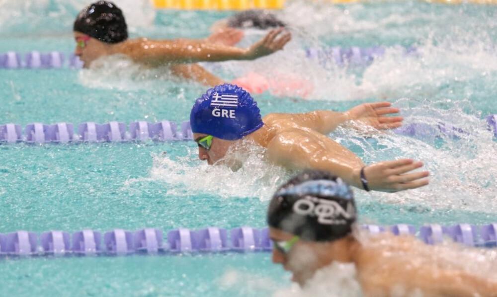 Κολύμβηση: Τέταρτος ο Κοντοβάς στα 400μ. ελεύθερο