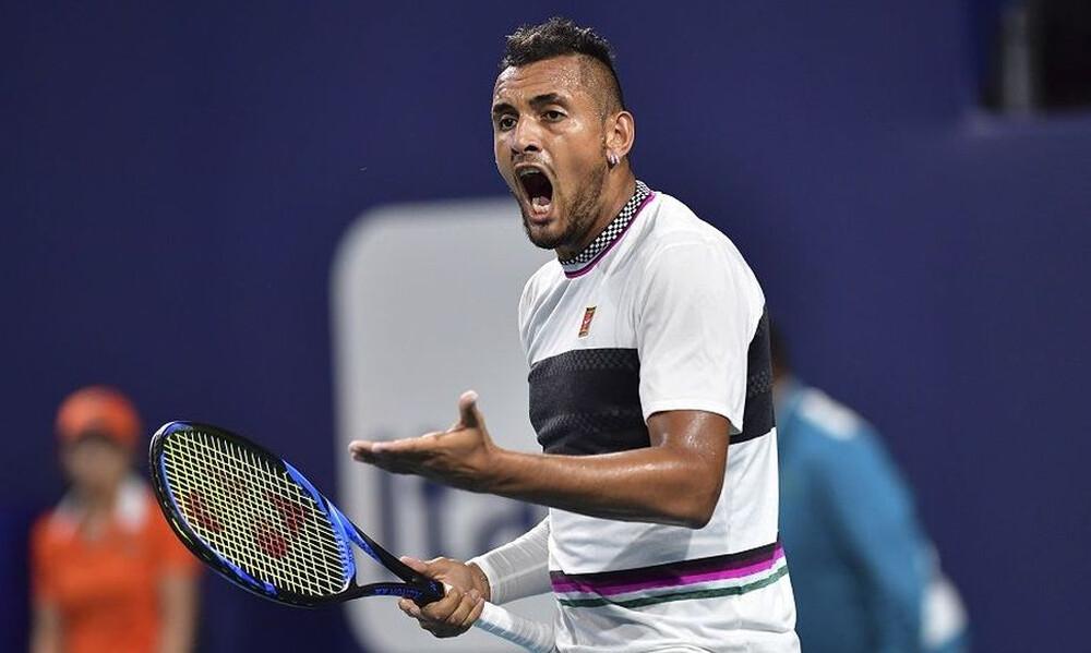 Τένις: «Καμπάνα» σε Κύργιο