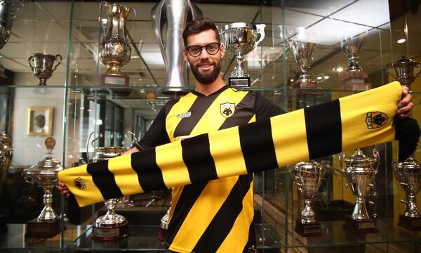 ΑΕΚ: To παρασκήνιο της υπογραφής και η «τρέλα» του Σιμάο με Καρντόσο! (video)