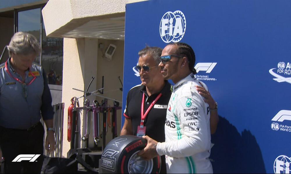 Formula 1: Pole position για Χάμιλτον στη Γαλλία (photos+video)
