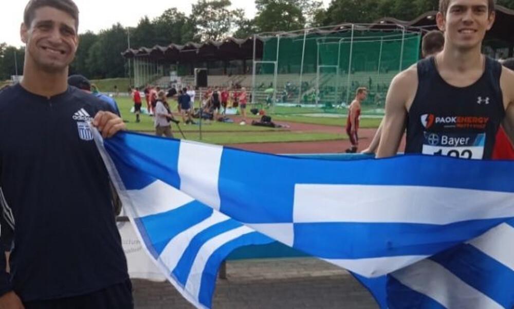 Στίβος-ΑμεΑ-Μίτινγκ Λεβερκούζεν: Πανελλήνιο ρεκόρ ο Μαλακόπουλος στα 100μ.