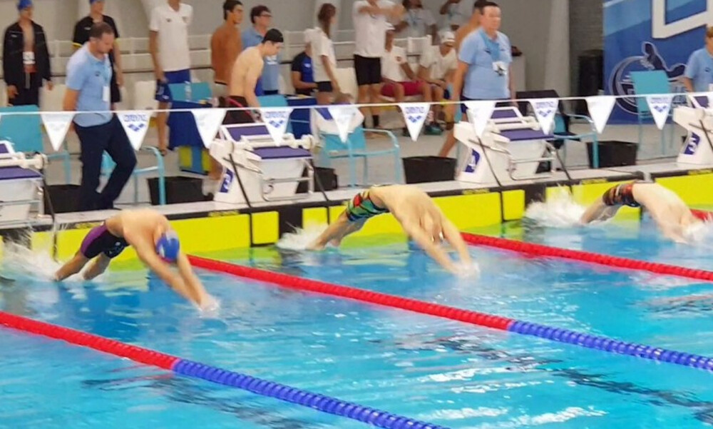 Κολύμβηση-Μεσογειακό Κύπελλο: Χάλκινο μετάλλιο για την ελληνική ομάδα