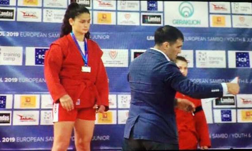 2οι Ευρωπαϊκοί Αγώνες: Πλησίασε το χάλκινο μετάλλιο στο σάμπο η Γκόγκουα