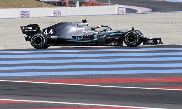 Formula 1: Απόλυτη κυριαρχία Χάμιλτον και Mercedes στη Γαλλία  (photos+video)