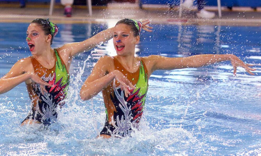 Καλλιτεχνική κολύμβηση: Πέμπτη θέση για το ελληνικό κόμπο, όγδοο το ντουέτο