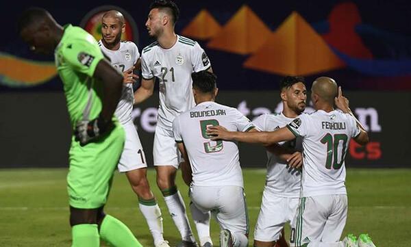 Copa Africa: Άνετα η Αλγερία (video)