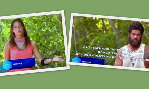 Survivor τελικός: Ο άγριος καβγάς Δήμητρας-Bora και τα βαριά λόγια! (video)