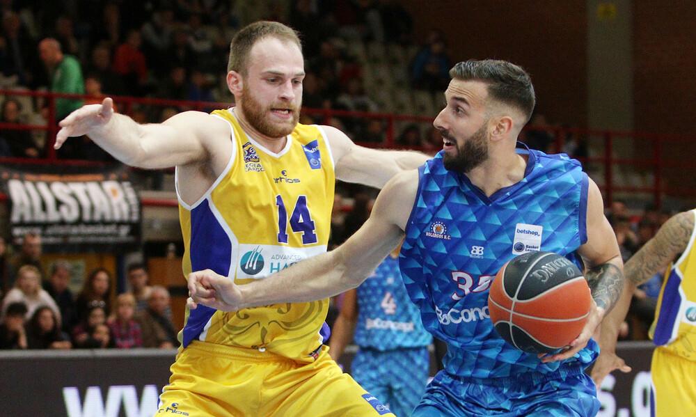 Ανατροπή στη Basket League: Μένει το Λαύριο, πέφτει ο Χολαργός!