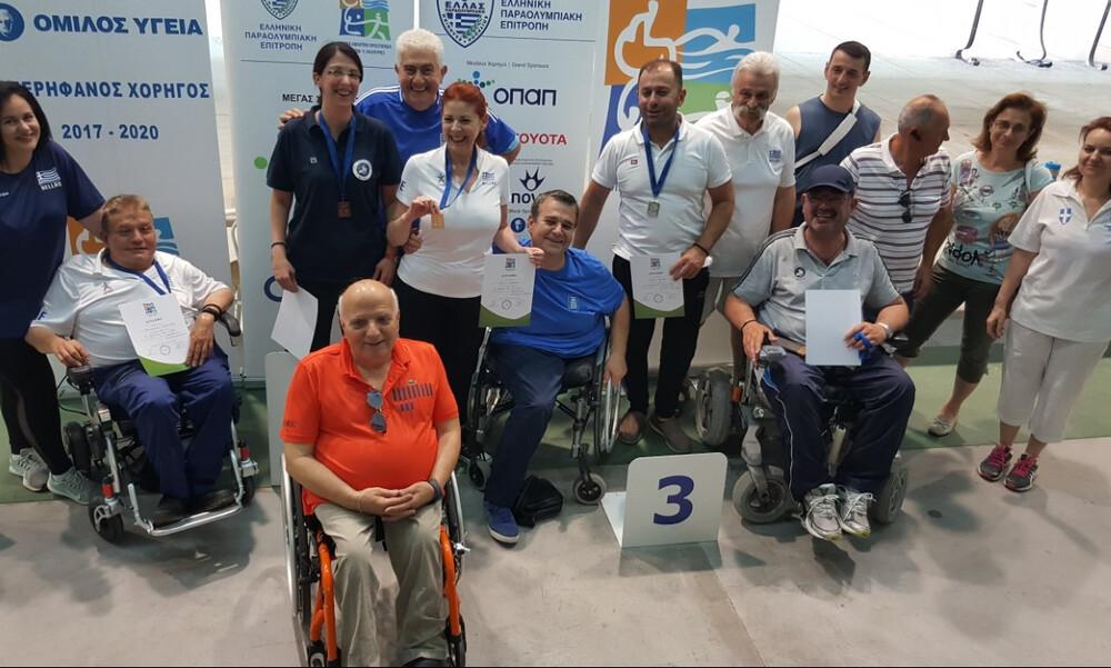 Τρία εθνικά ρεκόρ στο πανελλήνιο πρωτάθλημα
