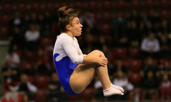 Ευρωπαϊκοί Αγώνες: Η Κασάπογλου 12η στο τραμπολίνο
