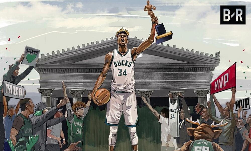 NBA: Το Bleacher Report για τον Γιάννη Αντετοκούνμπο (video)