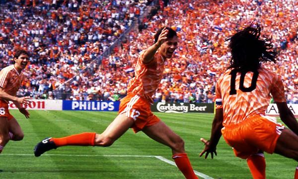 Σαν Σήμερα: Το έπος του Φαν Μπάστεν στον τελικό του Euro '88 (video+photos)
