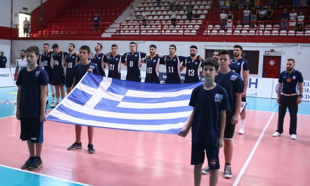 Silver European League: Έτοιμη για τον πρώτο τελικό η Εθνική Ανδρών