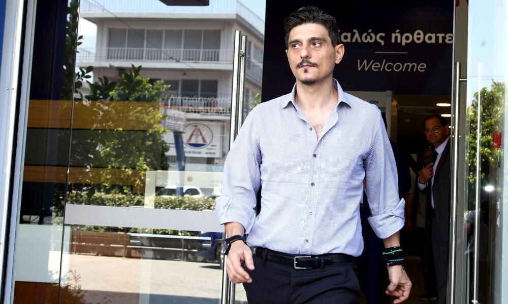 Δημήτρης Γιαννακόπουλος: «Λάβαμε δεσμεύσεις ότι θα προχωρήσει το έργο στον Βοτανικό»