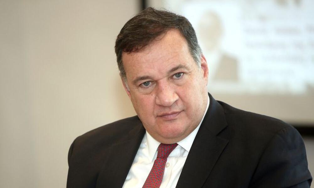 Ο Σπύρος Καπράλος εκπρόσωπος της Ελλάδας στη ΔΟΕ