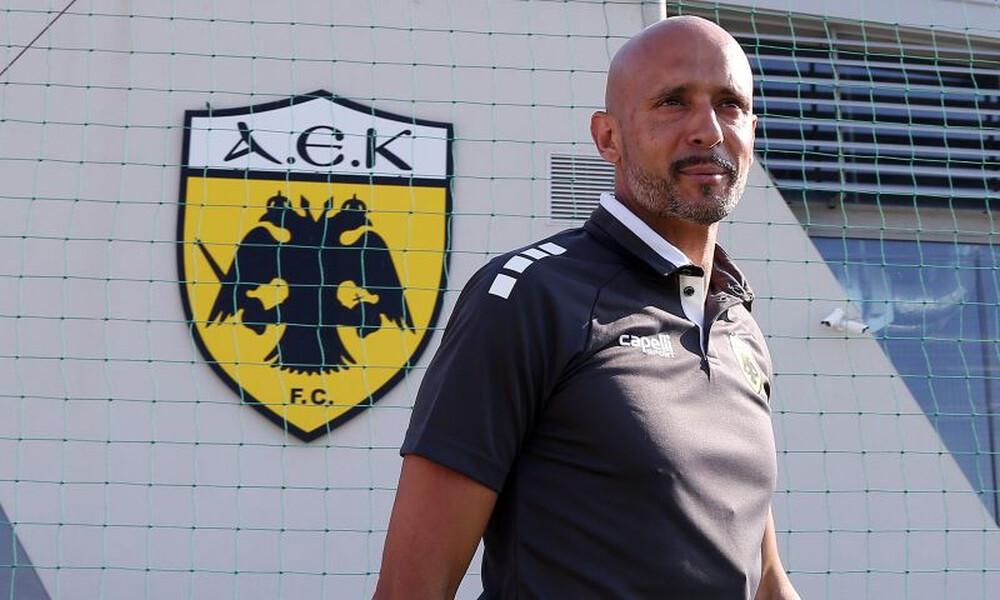 Ο Καρντόσο προπόνησε για πρώτη φορά την ΑΕΚ και μίλησε για νέες… μεταγραφές (photos)