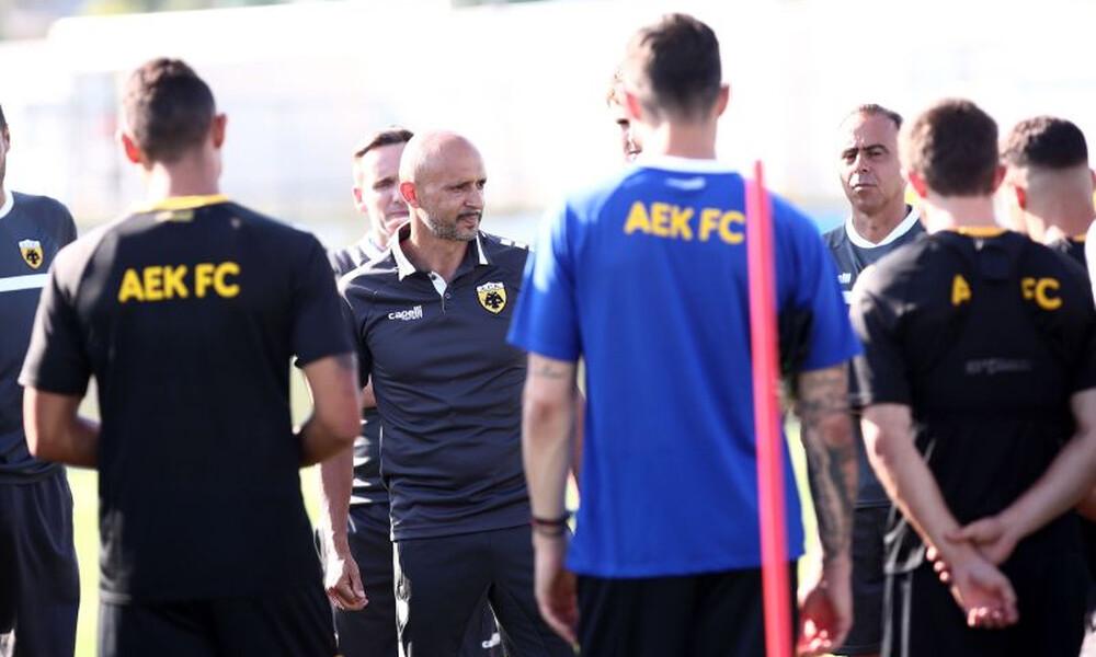 ΑΕΚ: Ο Μελισσανίδης παρουσίασε Καρντόσο και ζήτησε σκληρή δουλειά