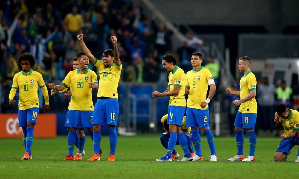 Copa America: Μετά κόπων και βασάνων η Βραζιλία (video+photos)