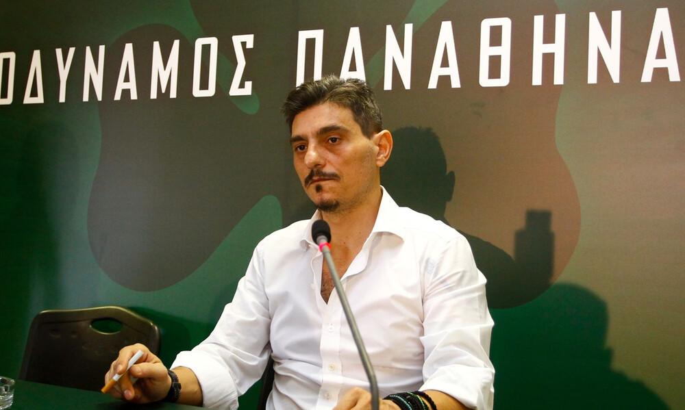 Το ευχαριστώ του Δημήτρη Γιαννακόπουλου στον Ρικ Πιτίνο