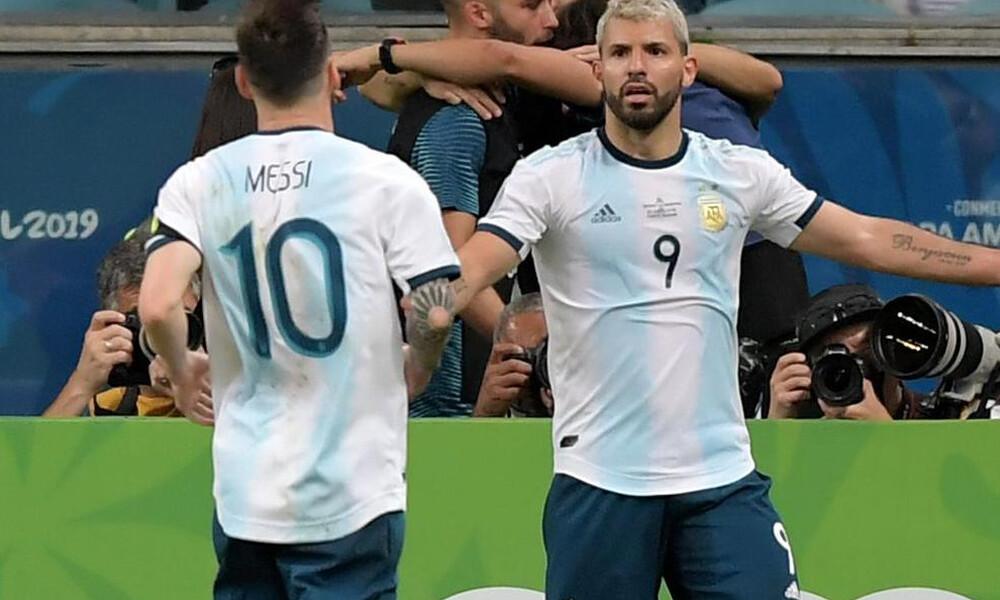 Η ώρα της Αργεντινής