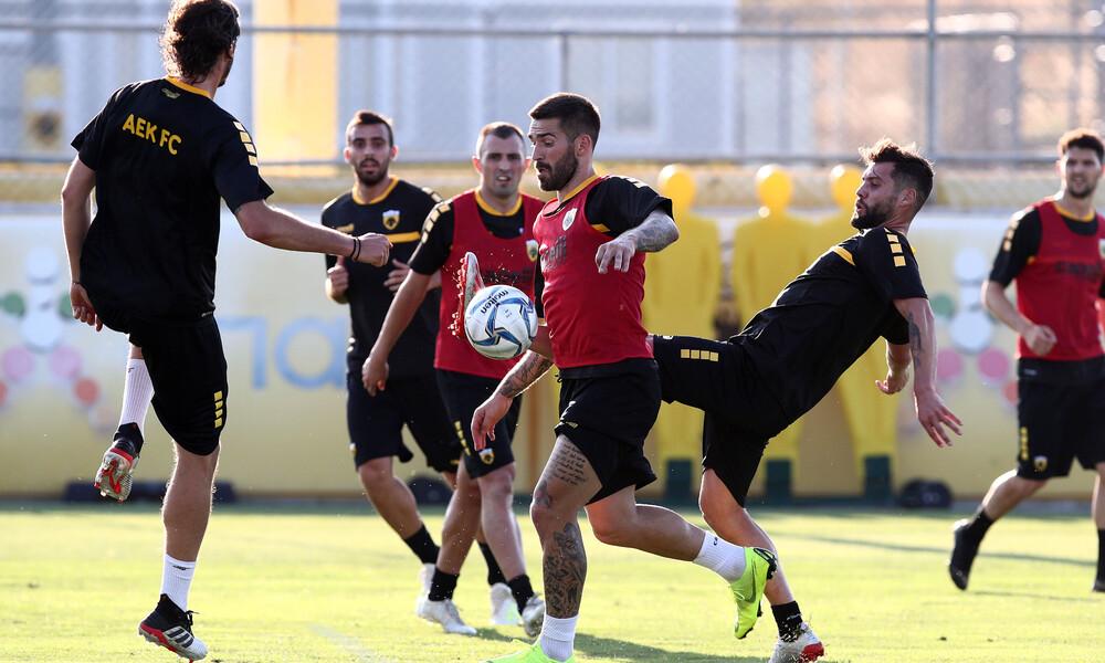 AEK: Ανεβάζει ρυθμούς, έρχεται και ο Ντέλετιτς