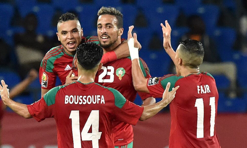 Κόπα Άφρικα: Στους «16» το Μαρόκο (video)