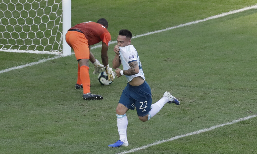 Copa America: Πέρασε τη Βενεζουέλα και ετοιμάζεται για Βραζιλία (videos+photos)