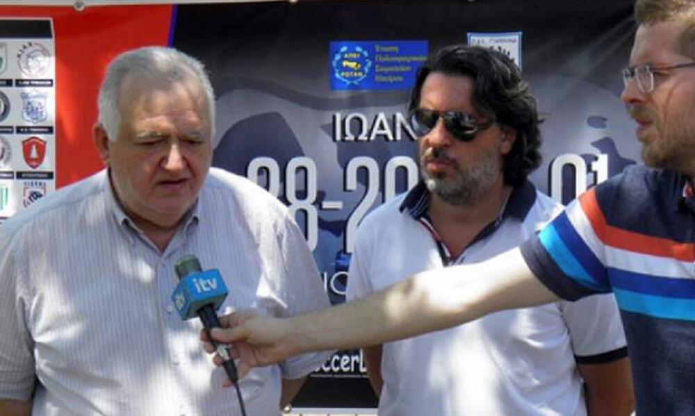 Χριστοβασίλης: «Χωρίς τηλεοπτική σύμβαση δεν έχει πρωτάθλημα»! (vid)