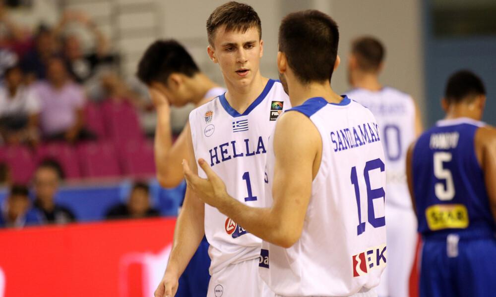 Παγκόσμιο U19: Σοβαρεύτηκε και νίκησε η Ελλάδα