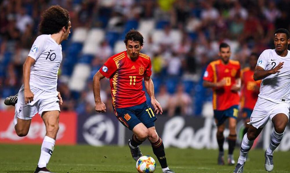Προβάδισμα για Ισπανία