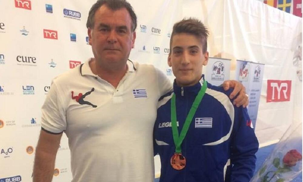 Ευρωπαϊκό πρωτάθλημα Νέων: Έβδομος ο Τσιρίκος