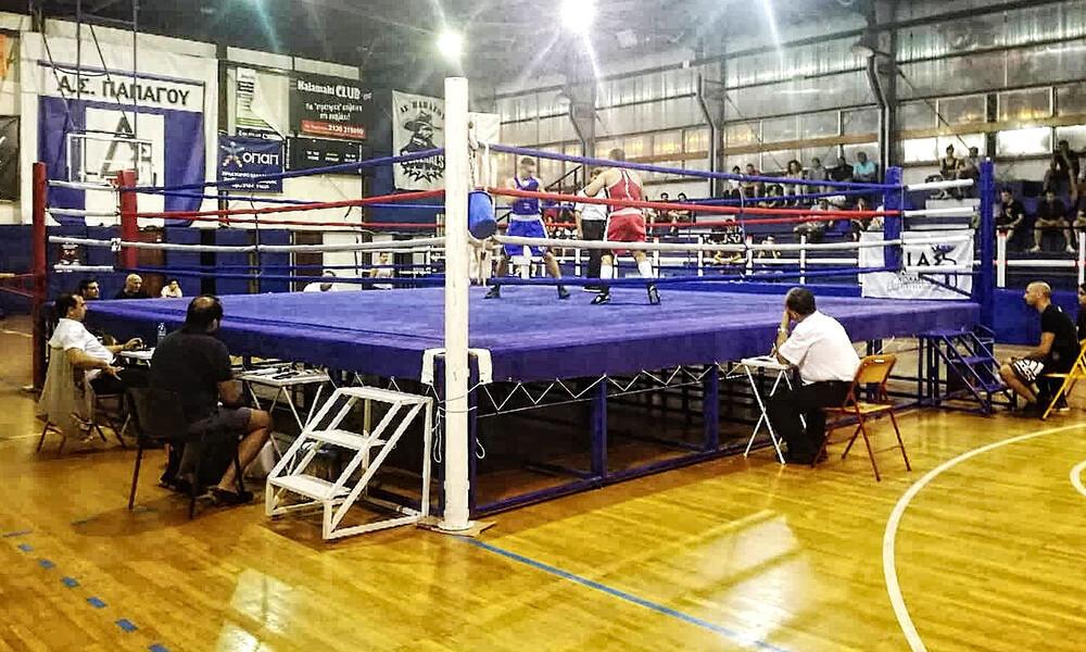 2o Κύπελλο Αίαντα Χολαργού: Όμορφες στιγμές πυγμαχίας