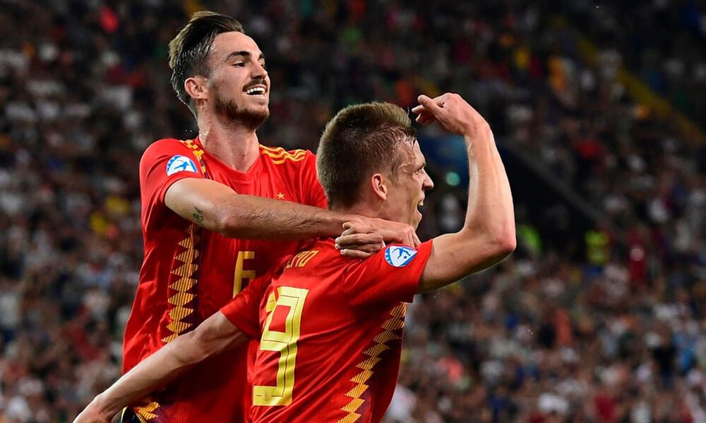 EURO U21: Θρίαμβος και κούπα για Ισπανία (video)