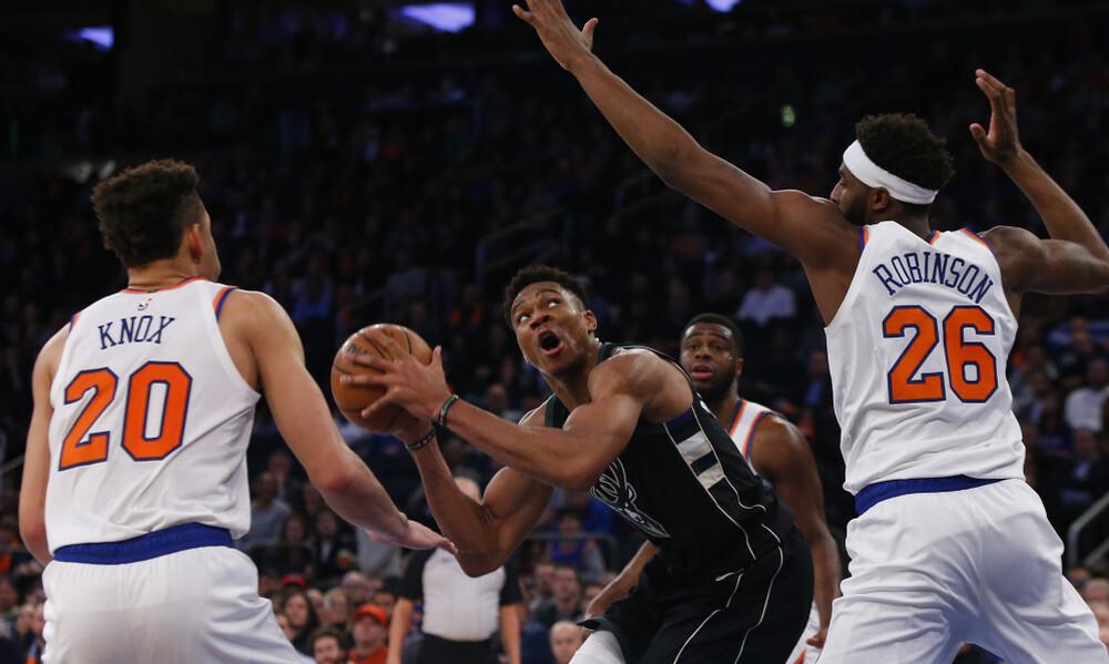 NBA: Θέλουν Αντετοκούνμπο οι Νικς!