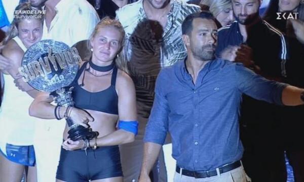 Κατερίνα Δαλάκα: Η νικήτρια του Survivor όπως δεν την έχετε ξαναδεί (photos)