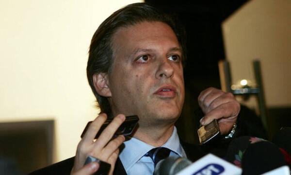 Νίκας: «Θα στηρίξω απόλυτα τον Γιαννακόπουλο»