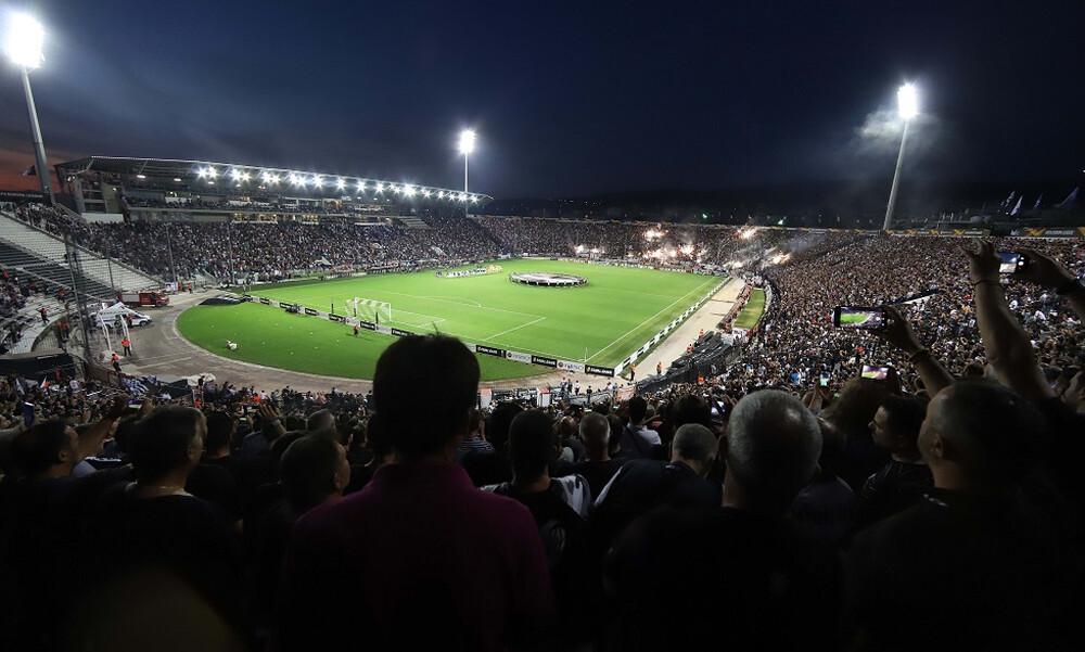 ΠΑΟΚ: Σημαντικά νέα για το γήπεδο