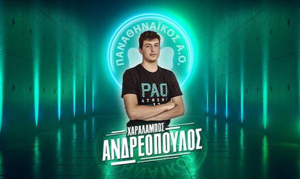Ανανέωσε με τον Παναθηναϊκό ο Ανδρεόπουλος!