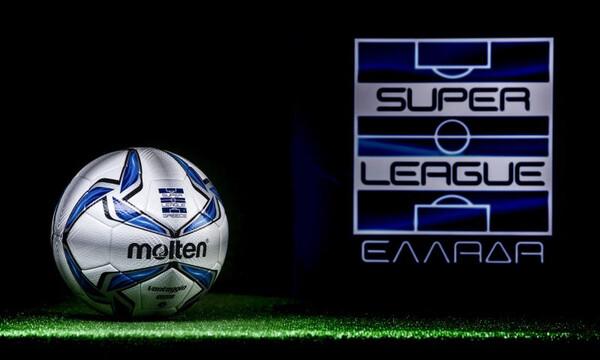 Super League: Αυτή είναι η νέα μπάλα του πρωταθλήματος (photos)