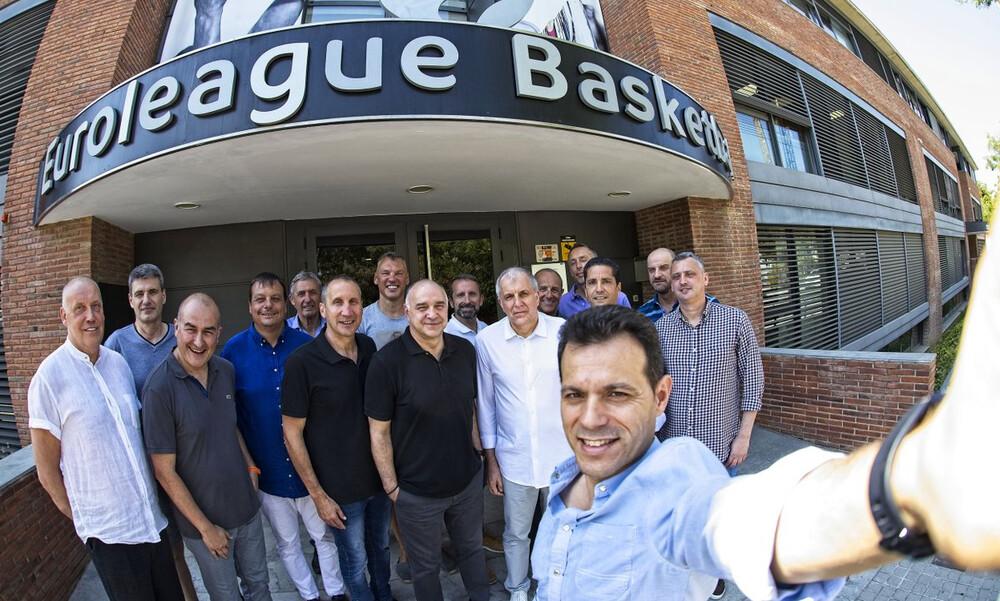 Στη Βαρκελώνη η συνάντηση των προπονητών της Euroleague (videos)