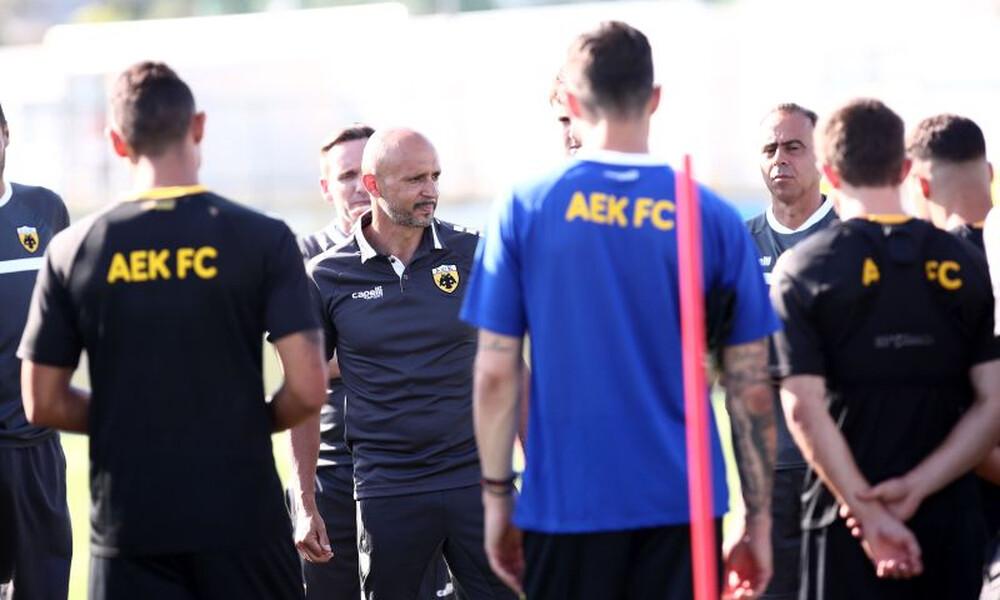 Super League: Το πρόγραμμα της ΑΕΚ για τη σεζόν 2019-2020 (photos)