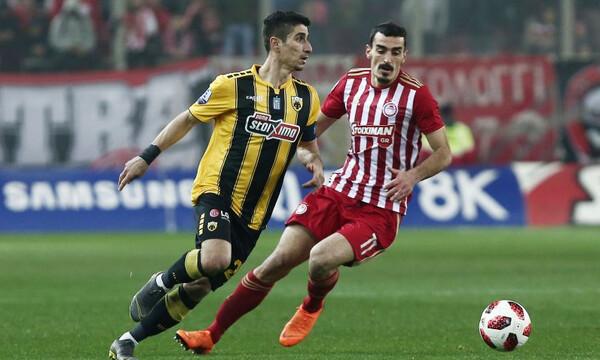 Super League: Τα ντέρμπι της ΑΕΚ τη σεζόν 2019-2020 (photo)