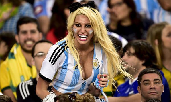 Copa America: Τα… πετάνε όλα για το Βραζιλία – Αργεντινή (photos)
