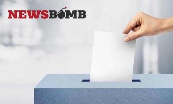Αποτελέσματα Εκλογών 2019: Την Κυριακή 7/07 δείτε πρώτοι όλα τα αποτελέσματα LIVE στο Newsbomb.gr